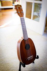 ukulele dla początkujących